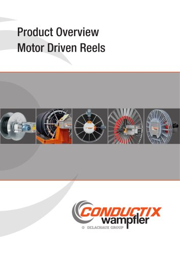 Product Overview Motorized Reels