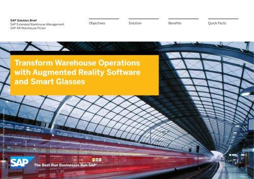 Read SAP AR Warehouse Picker product brochure