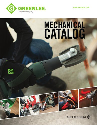 Mechanical Catalog