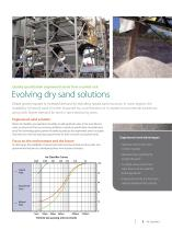 Air Classifiers Accurate Fines Control for Engineered Sands Brochure - 2
