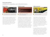 Apron Feeders Parts, Refurbishments and Engineered Upgrades Brochure - 10