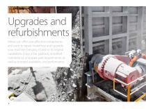 Apron Feeders Parts, Refurbishments and Engineered Upgrades Brochure - 6
