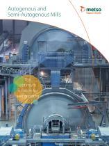 Autogenous and Semi-Autogenous (AG/SAG) Mills Brochure - 1
