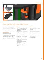 Barmac® B Series™ Vertical Shaft Impact (VSI) Crusher Orange Series Rotor Brochure - 11