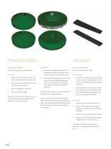 Barmac® B Series™ Vertical Shaft Impact (VSI) Crusher Orange Series Rotor Brochure - 12