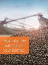 Barmac® B Series™ Vertical Shaft Impact (VSI) Crusher Orange Series Rotor Brochure - 2