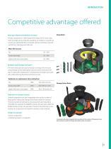 Barmac® B Series™ Vertical Shaft Impact (VSI) Crusher Orange Series Rotor Brochure - 5