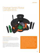 Barmac® B Series™ Vertical Shaft Impact (VSI) Crusher Orange Series Rotor Brochure - 7