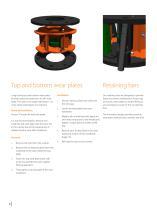 Barmac® B Series™ Vertical Shaft Impact (VSI) Crusher Orange Series Rotor Brochure - 8