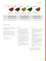 Barmac® B Series™ Vertical Shaft Impact (VSI) Crusher Orange Series Rotor Brochure - 9