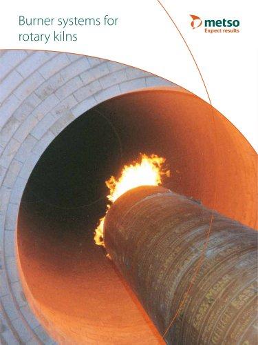 Burner Systems for Rotary Kilns Brochure