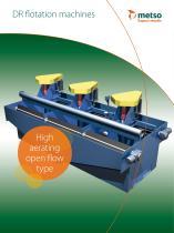 DR Flotation Machines Brochure - 1