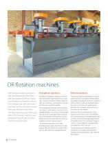 DR Flotation Machines Brochure - 2
