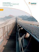 FLEXOCORD® Steelcord Conveyor Belts Brochure - 1