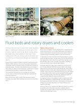 Fluid Beds and Rotary Dryers and Coolers Brochure - 2