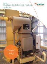 Fluidized Bed Electrical Heating Systems Brochure - 1