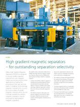 High Gradient Magnetic Separator (HGMS) Brochure - 3