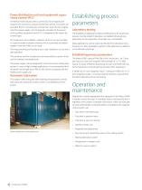 High Gradient Magnetic Separator (HGMS) Continuous Machines Brochure - 6