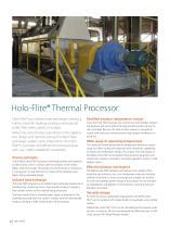 Holo-Flite ® Thermal Processor Brochure - 2