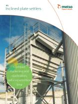 Inclined Plate Settlers (IPS) Brochure - 1