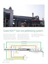 Iron Ore Pelletizing Grate-Kiln System Brochure - 2