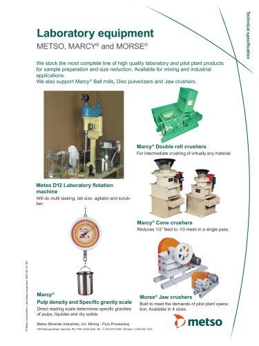 Laboratory Equipment Brochure