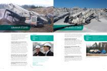 Lokotrack® Mobile Crushing & Screening Plants Brochure - 14