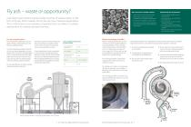 Metso Centrifugal Air Classifier for Fly Ash Processing - 2