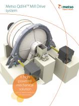 Metso QdX4TM Mill Brochure - 1