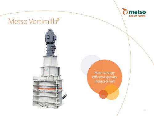 Metso Vertimills®