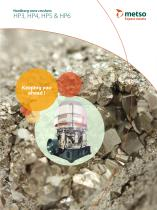 Nordberg® HP Series™ Cone Crushers Brochure - 1