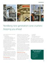 Nordberg® HP Series™ Cone Crushers Brochure - 3
