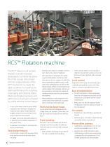 RCS™ Flotation Machines Brochure - 4