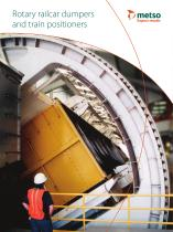 Rotary Railcar Dumpers and Train Positioners Brochure - 1