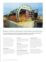 Rotary Railcar Dumpers and Train Positioners Brochure - 3