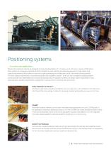 Rotary Railcar Dumpers and Train Positioners Brochure - 6