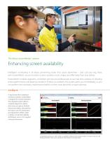 ScreenWatch® Screen Condition Monitoring Brochure - 2