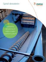 Spiral Dewaterer Brochure - 1