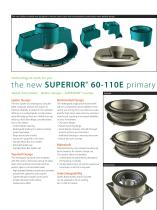 SUPERIOR® 60-110E Gyratory Crusher Brochure - 2