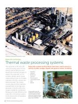 Thermal Waste Processing Systems Brochure - 2