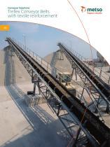 Trellex Conveyor Belts with Textile Reinforcement Brochure - 1