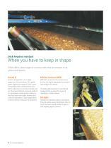 Trellex Conveyor Belts with Textile Reinforcement Brochure - 7