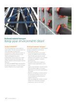Trellex Conveyor Belts with Textile Reinforcement Brochure - 9