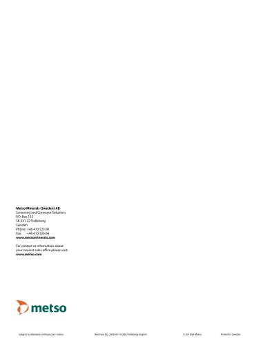 Trellex Linings for Concrete Mixers Brochure