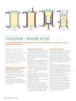 Tube Press Booster Range Brochure - 4