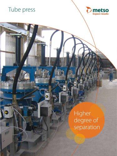 Tube Press Brochure