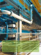 Vertical plate pressure filter VPA - 3