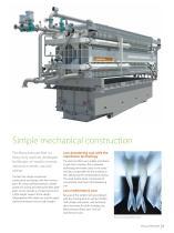 Vertical plate pressure filter VPA - 7