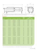Vertical plate pressure filter VPA - 9