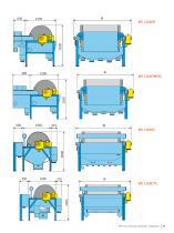 Wet low intensity magnetic separators - 11